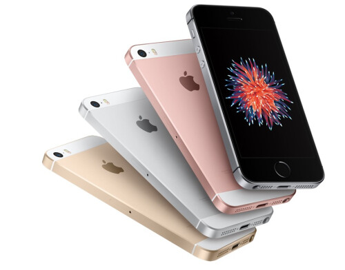 Apple iPhone SE — the official images gallery