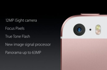 Apple iPhone SE first official camera test images: new 12MP iSight shooter can also record 4K video
