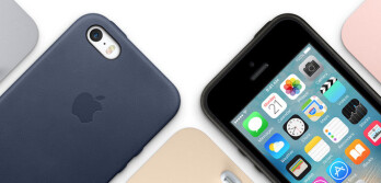 Yes, iPhone 5s cases do fit on the iPhone SE