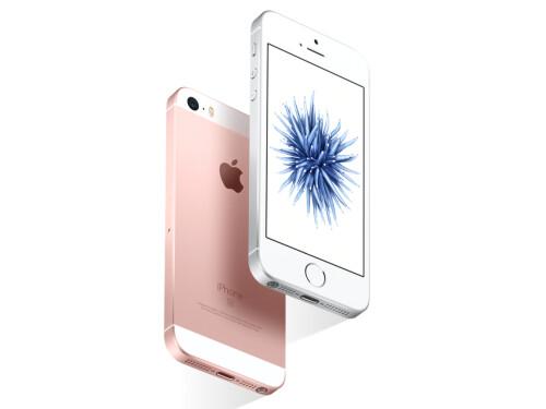 iPhone SE gallery