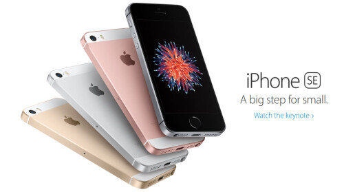 Apple's new 4-inch phone