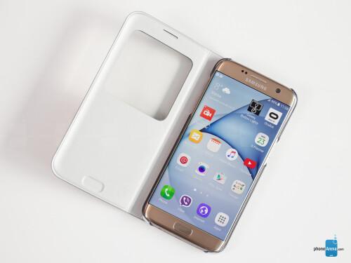 Samsung Galaxy S7 Edge S View Cover