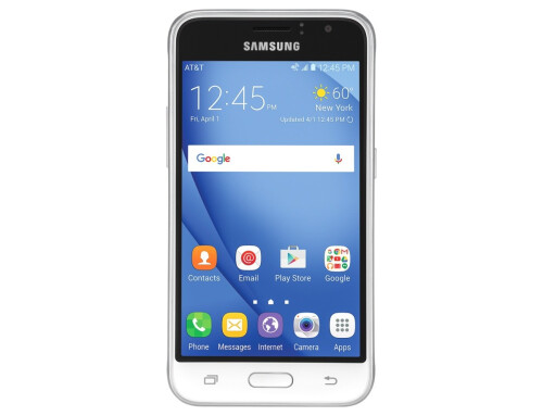 The Samsung Galaxy J1 (2016) is coming to AT&T