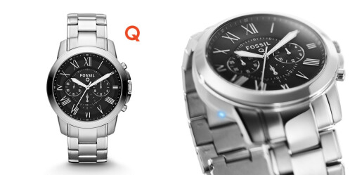 Fossil Q Grant Chronograph Stainless Steel - $195.00