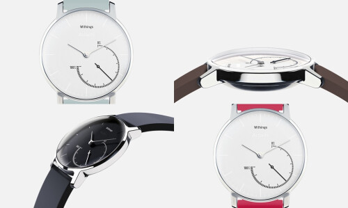 Withings Activite Steel — $166.95-$199.95