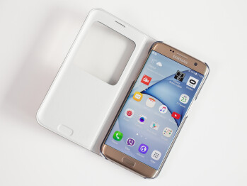 Samsung Galaxy S7 edge S View Cover review