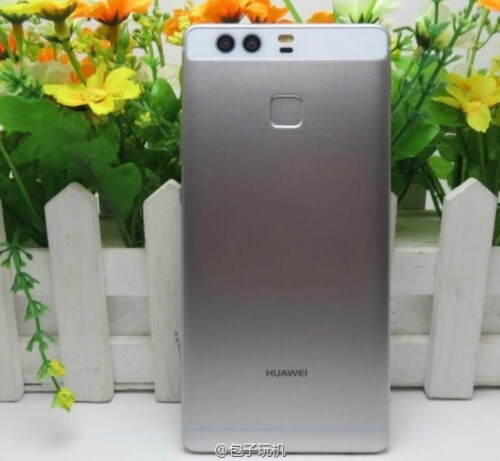 Pictures of the unannounced Huawei P9