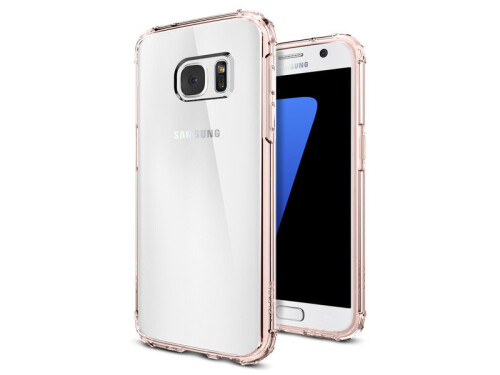 Spigen Galaxy S7 Crystal Shell case