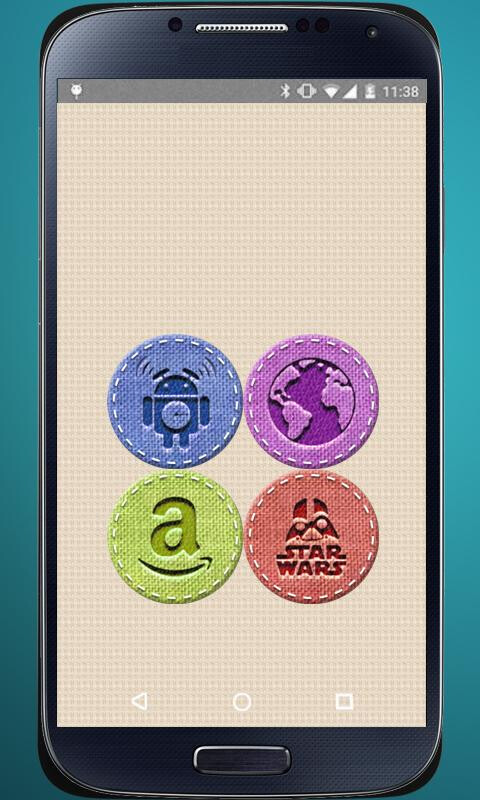 Fabricon icon pack