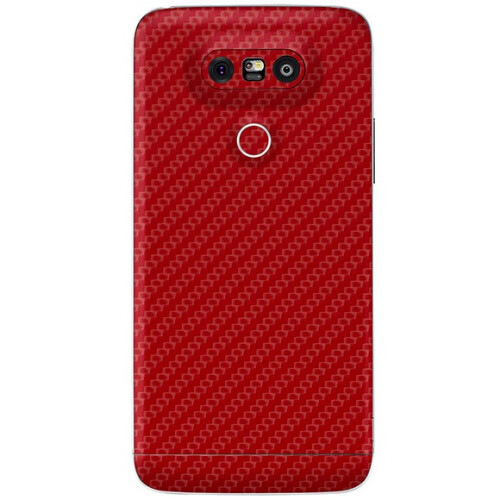 Slickwraps Red Carbon - $18.95