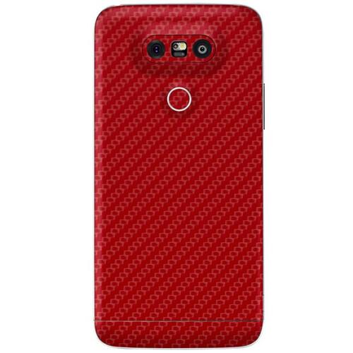 Slickwraps Red Carbon - $18.95