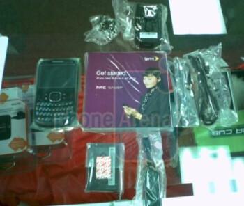 HTC Snap S511 live images