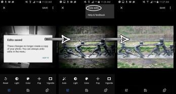"""Google Photos introduces """"Undo edits"""" for non-destructive editing"""