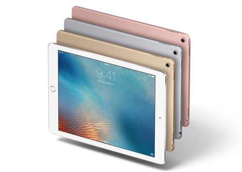 Rose Gold color option only for the iPad Pro 9.7