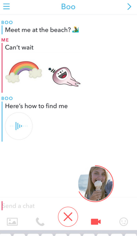 Snapchat gets a major update