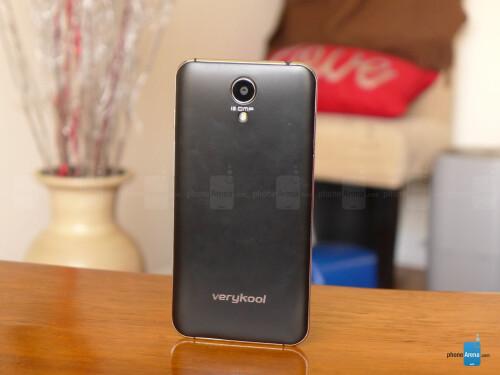 Verykool Spark LTE SL5011 hands-on