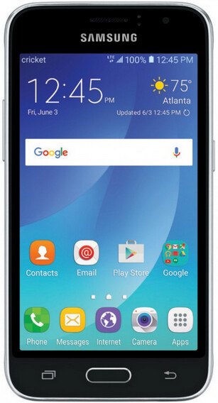 he Samsung Galaxy Amp Prime can be purchased from Cricket