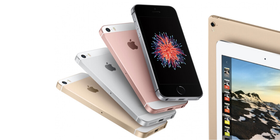 iPhone SE And iPad Pro 9.7-inch pre-orders are arriving, and the devices are available in an Apple store near you