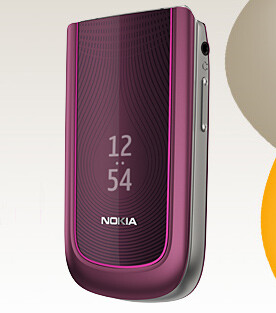 The Nokia 3710 fold is up to 80% recyclable - Nokia 3710 fold introduced