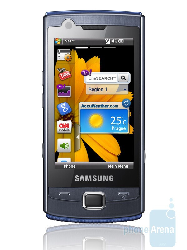 OmniaLITE - Samsung announces four new OMNIA phones