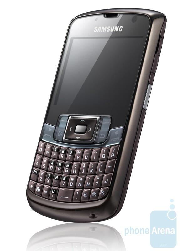 OmniaPRO B7320 - Samsung announces four new OMNIA phones