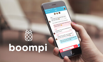 Boompi is the dating app that lets girls invite their girl friends to spy on convos with boys