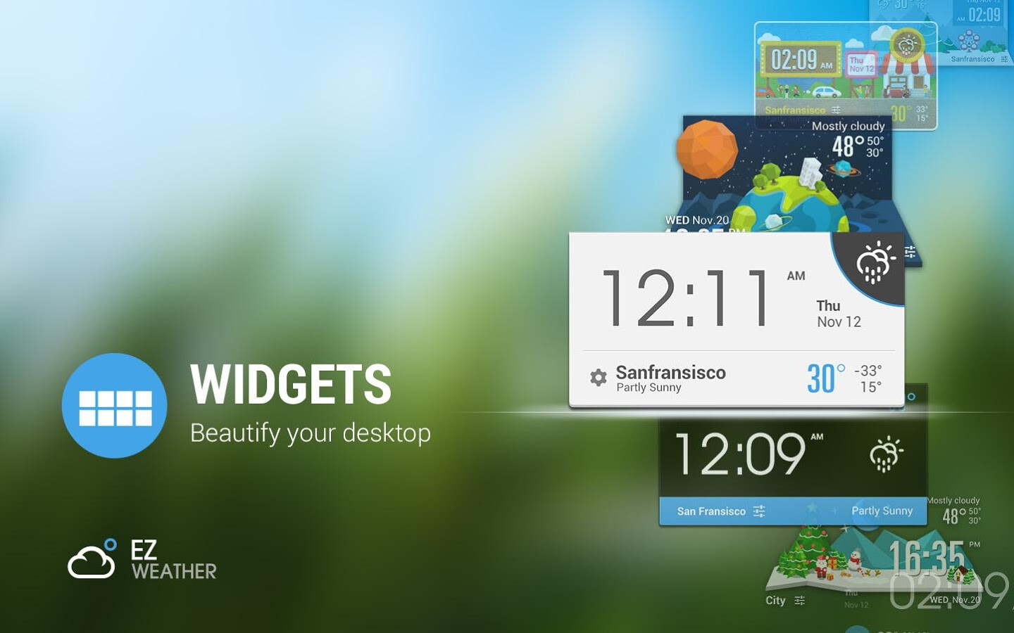 best new android widgets april 2016