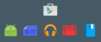 Google Play app icons get a refreshed new look