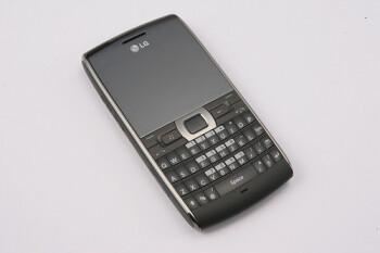 The LG GW550 is a WM smartphone