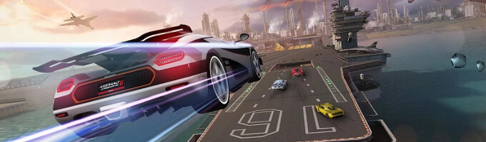 Tizen ain't dead: Gameloft rolls Asphalt 8: Airborne for Samsung's Z1 and Z3