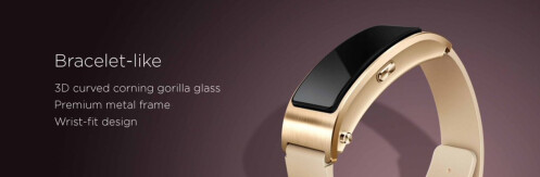 Huawei TalkBand B3 brings improved audio quality and three styles to choose from