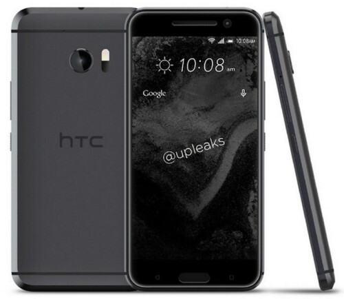 HTC 10 leaked pictures, renders, promo video