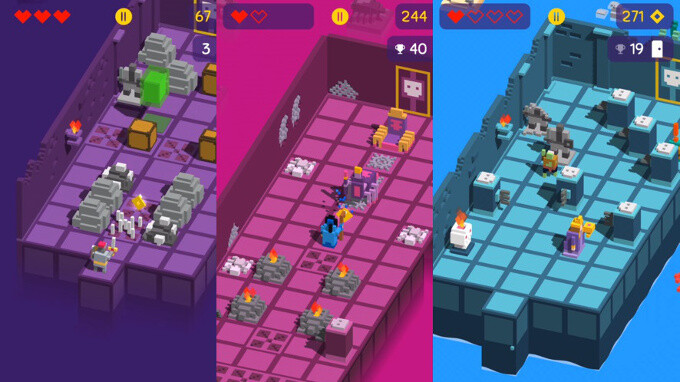 Looty Dungeon - Best new Android and iPhone games (April 6th - April 11th)