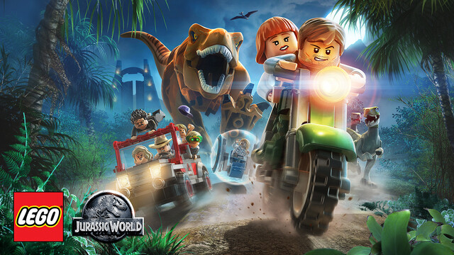 Lego Jurassic World - Best new Android and iPhone games (April 6th - April 11th)