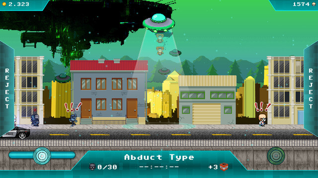 Crazy Alien Invaders - Best new Android and iPhone games (April 6th - April 11th)