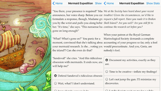 The Daring Mermaid Expedition - Best new Android and iPhone games (April 6th - April 11th)