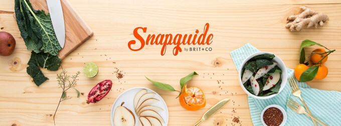 Wanna show the world your amazing hobby? Snapguide for iOS lets you make and discover slick how-to guides