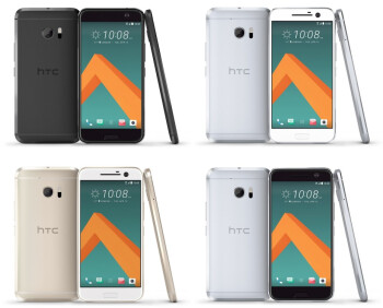 HTC 10 is official: SD 820, 4GB RAM, and a rather compelling camera setup in tow