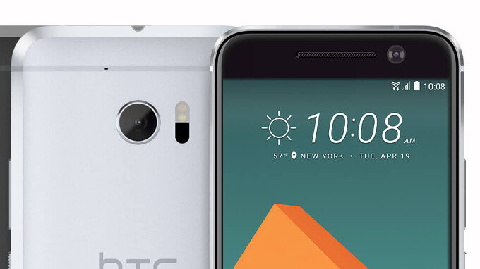 HTC 10 has IP53 certification: lightly protected from elements, but don't take it in the shower