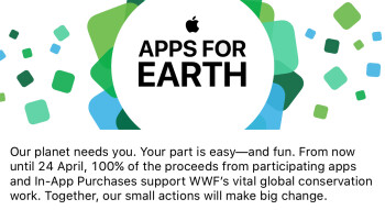 Apps for Earth: Apple teams up with WWF, will raise funds for environmental conservation