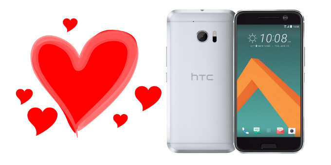 Poll results: You are head over heels in love with the HTC 10