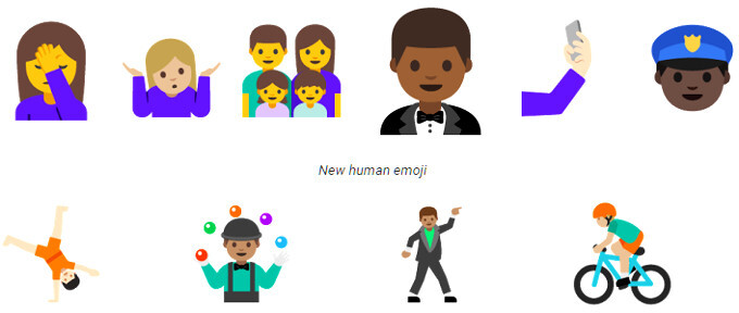 Android N dev preview 2 brings support for more human-centric emoji - Android N Developer Preview 2 fixes multiwindow YouTube, here are the new features