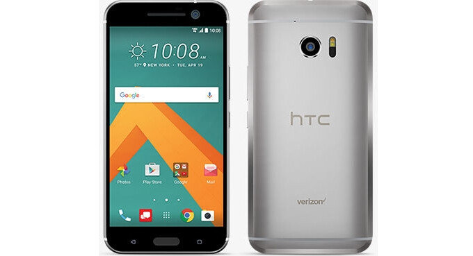 Verizon will be the first carrier to sell the HTC 10 in the US