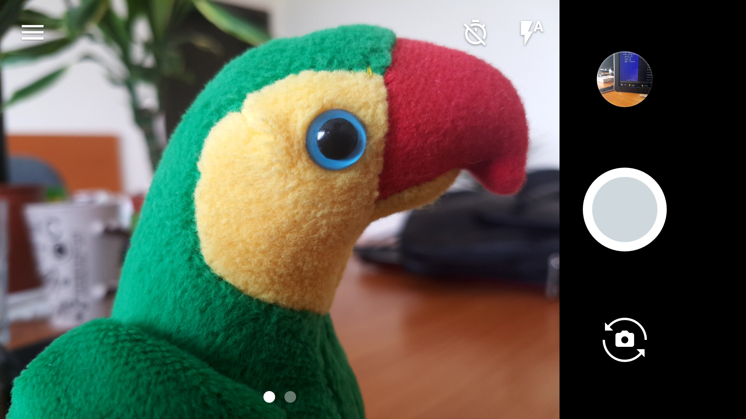 Update for Google Camera brings interface improvements, a beloved ...