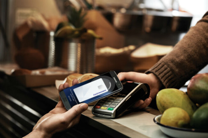 Samsung Pay making sure it'll work with every major POS terminal out there