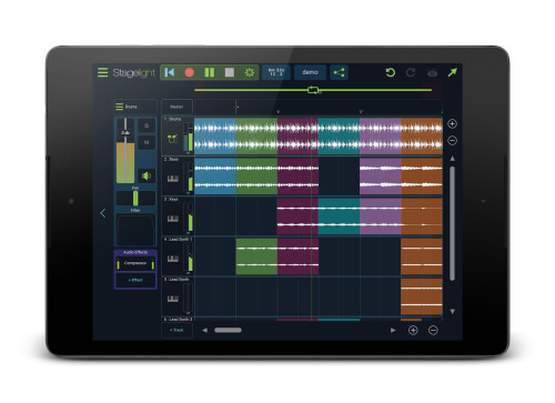 Download GarageBand For Windows PC - Andy Android Emulator