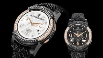 Samsung Gear S3 smartwatch Tizen Android De Grisogono