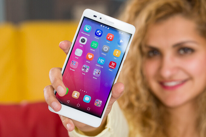 The honor 5X sports an alluring camera that stands out