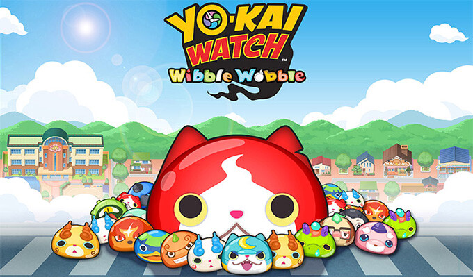 Yo-Kai Watch Wibble Wobble - Best new Android and iPhone games (April 18th - April 26th)