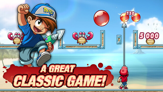 Pang Adventures - Best new Android and iPhone games (April 18th - April 26th)
